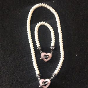 Cultured pearl 925 sterling silver